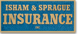Isham & Sprague Insurance Logo